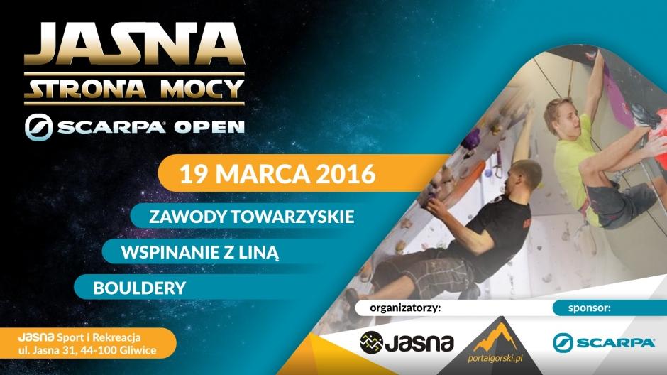 Jasna Strona Mocy - Scarpa Open - 14 XI 2015
